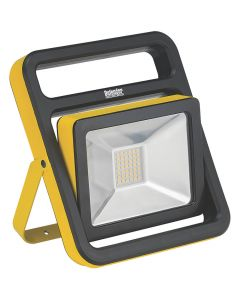 Defender LED Slimline Floor Light Rechargeable 20w E206010