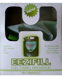 Funnel Firmfast Eezifill Magnetic Collapsable