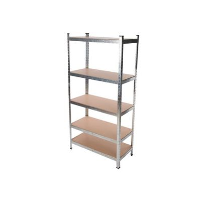 Boltless Freestanding Shelf Unit 5 Tier 666247